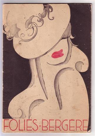 HERMITE, MAURICE . AND OTHERS. - Folies Bergère. Folies d'un Soir. Revue de Maurice Hermite