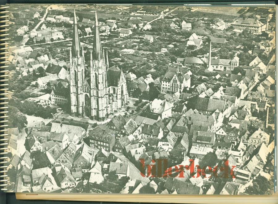 ZLONICKY, MARLENE. - Städtebauliches Gutachten zur Erneuerung des Stadtkern von Billerbeck '68