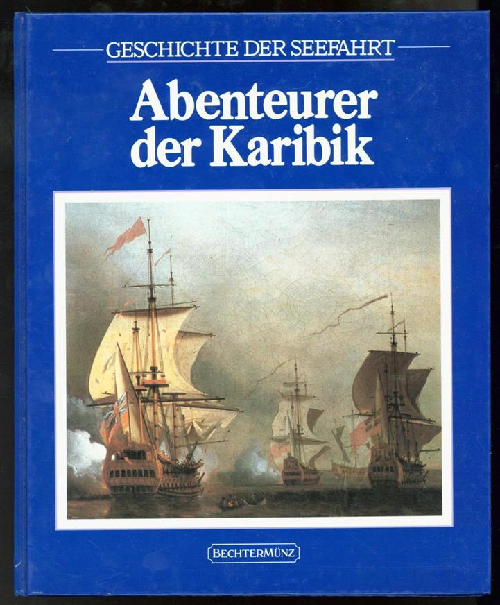 Wood, Peter, Daniels, George - Abenteuer der Karibik