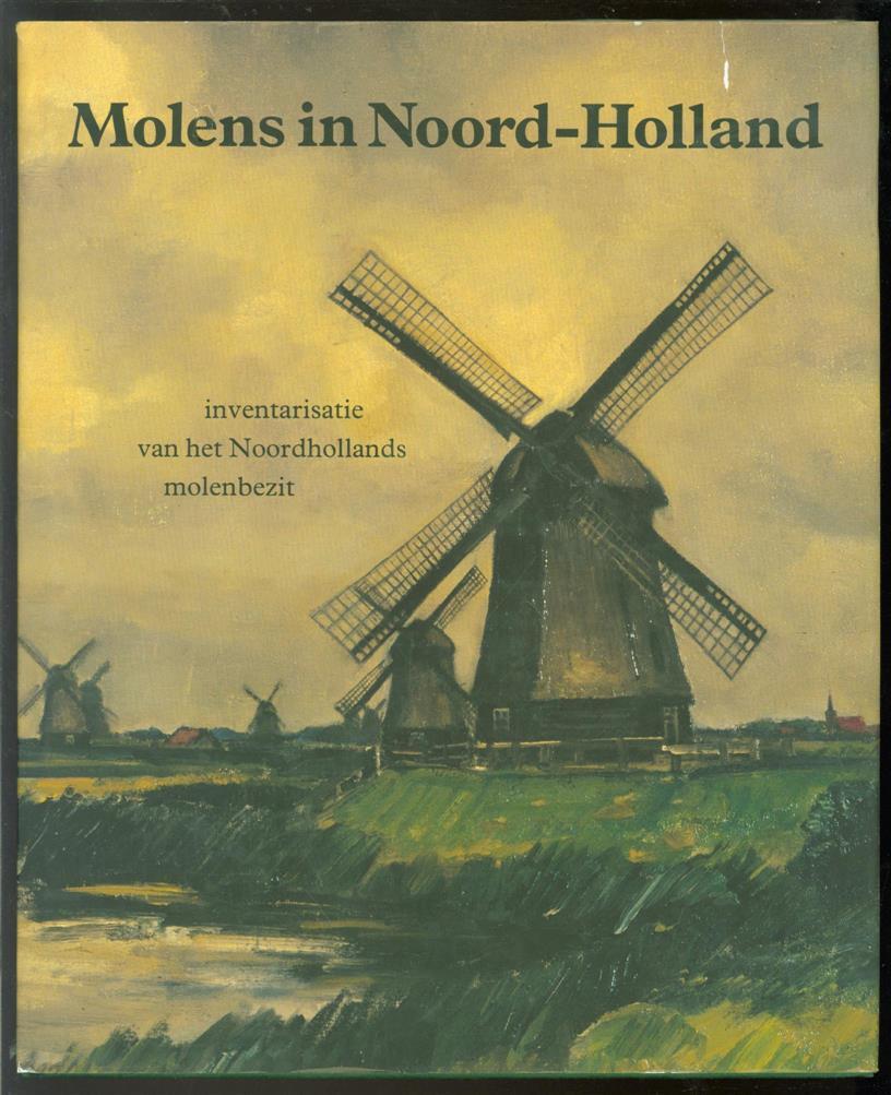 Molens in Noord-Holland : i...