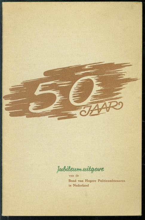 Jubileum-Uitgave van de Bon...