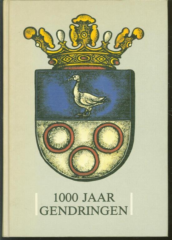 DALEN, A.G. VAN, THOBEN, JOHN - 1000 jaar Gendringen